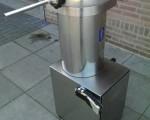 Nadziewarka tłokowa hydrauliczna Mainca EB-25 (114-14)