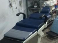 Używany fotel stomatologiczno-kosmetyczny Belas AB (124-1) #1