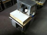 Agregat z parownikiem do chłodni Technoblock 0.8kW (123-2) #2