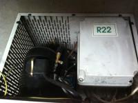 Agregat z parownikiem do chłodni Technoblock 0.8kW (123-2) #4
