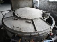 Węzeł betoniarski, betoniarka, mieszarka ZREMB BMK 500 (117-4) #3