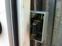 Drzwi do chłodni lub mroźni Isocab 222x102 (123-5) #6