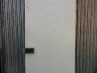 Drzwi do chłodni lub mroźni Isocab 222x102 (123-5) #2