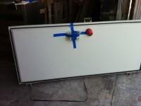 Drzwi do chłodni lub mroźni Isocab 222x102 (123-5) #11