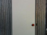 Drzwi do chłodni lub mroźni Isocab 222x102 (123-5) #1