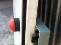 Drzwi do chłodni lub mroźni Isocab 222x102 (123-5) #4