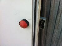 Drzwi do chłodni lub mroźni Isocab 222x102 (123-5) #3