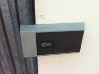 Drzwi do chłodni lub mroźni Isocab 222x102 (123-5) #7