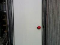 Drzwi do chłodni lub mroźni Isocab 202x87 (123-4) #1