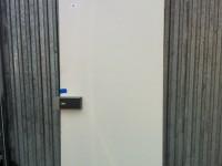 Drzwi do chłodni lub mroźni Isocab 202x87 (123-4) #2