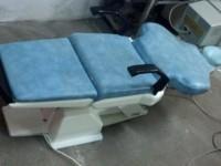 Używany fotel stomatologiczno-kosmetyczny Cancan 2100E (124-2) #2