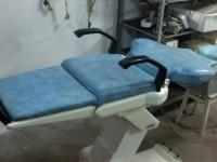 Używany fotel stomatologiczno-kosmetyczny Cancan 2100E (124-2) #1