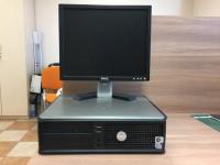 Zestaw DELL komputer z monitorem (130-11) #1