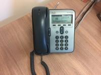 Używany telefon stacjonarny Cisco (130-12) #1