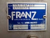 Krajalnica krążkowa Shoarma Franz MST 84 (114-36) #4