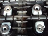 Kuchnia gazowa z piekarnikiem elektrycznym Bartsher 6.6kW (122-9) #5