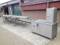 Maszyna do redukcji objętości odpadów Meiko AZP 80 (114-38) #1