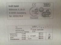 Myjka Zmywarka Krefft B 650-X (114-17) #8