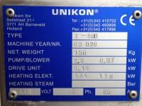 Myjka Zmywarka Kapturowa Unikon T800 (114-18) #9