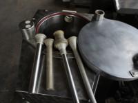 Nadziewarka tłokowa hydrauliczna Frey 20l (119-4) #7