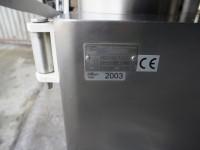 Nadziewarka tłokowa hydrauliczna Frey Oscar 20l (119-1) #11