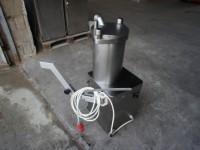 Nadziewarka tłokowa hydrauliczna Frey Oscar 20l (119-1) #6