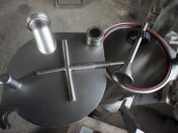 Nadziewarka tłokowa hydrauliczna Frey Oscar 20l (119-1) #1