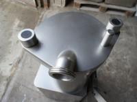 Nadziewarka tłokowa hydrauliczna Frey Oscar 20l (119-1) #9