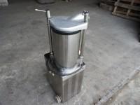 Nadziewarka tłokowa hydrauliczna Fuerpla EV-20 (119-3) #3