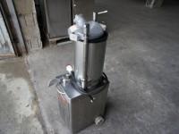 Nadziewarka tłokowa hydrauliczna Fuerpla EV-20 (119-3) #4