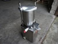 Nadziewarka tłokowa hydrauliczna Fuerpla EV-20 (119-3) #2