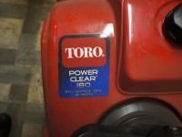 Odśnieżarka Toro Power Clear 180 87cc (115-8) #8