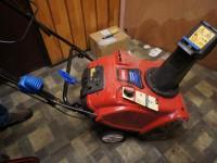Odśnieżarka Toro Power Clear R TEK 141cc (115-7) #5