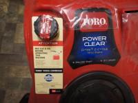 Odśnieżarka Toro Power Clear R TEK 141cc (115-7) #7