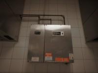 Okap gastronomiczny Halton z systemem przeciwpożarowym ANSUL (121-15) #6