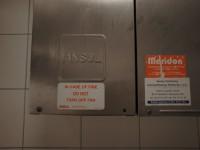 Okap gastronomiczny Halton z systemem przeciwpożarowym ANSUL (121-15) #10