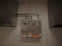 Okap gastronomiczny Halton z systemem przeciwpożarowym ANSUL (121-15) #11