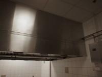 Okap gastronomiczny Halton z systemem przeciwpożarowym ANSUL (121-15) #12