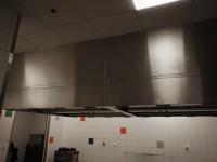Okap gastronomiczny Halton z systemem przeciwpożarowym ANSUL (121-15) #13