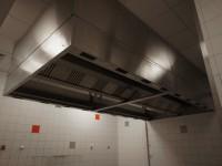 Okap gastronomiczny Halton z systemem przeciwpożarowym ANSUL (121-15) #3