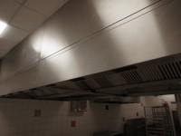 Okap gastronomiczny Halton z systemem przeciwpożarowym ANSUL (121-15) #4