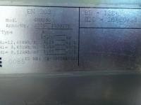 Patelnia uchylna gazowa Ambach GKH/90 (114-42) #9
