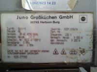 Piec konwekcyjno-parowy Juno air-o-steam 5611-3 6 półek 9kW (122-5) #7