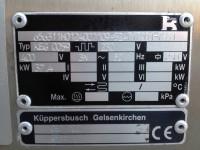 Piec konwekcyjno-parowy Kuppersbusch CED 120 20 półek (114-7) #5