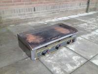 Płyta grillowa do smażenia na gaz Roller Grill (114-43) #2