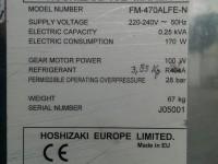 Łuskarka / Wytwornica lodu Hoshizaki FM-470ALFE-N (114-25) #7