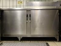 Używany stół chłodniczy (125-4) #1