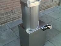 Nadziewarka tłokowa hydrauliczna Mainca EB-25 (114-14) #3
