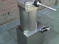 Nadziewarka tłokowa hydrauliczna Mainca EB-25 (114-14) #2
