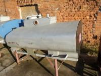 Zbiornik na olej opałowy 1.6m3 1280kg (117-5) #1